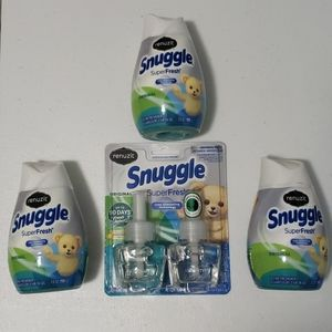 Renuzit Snuggle Super Fresh Original Air Freshener